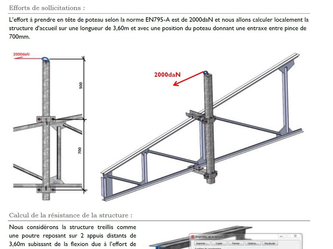 Etude d ex cution davoc - Calcul d un hangar en charpente metallique ...